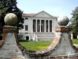Andrea Palladio's Villa Badoer in Fratta Polesine